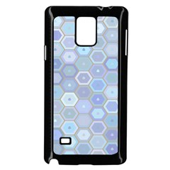 Bee Hive Background Samsung Galaxy Note 4 Case (black)