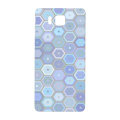 Bee Hive Background Samsung Galaxy Alpha Hardshell Back Case by Amaryn4rt