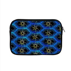 Blue Bee Hive Apple Macbook Pro 15  Zipper Case