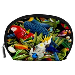 Animals Bird Accessory Pouches (large)  by Jojostore