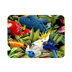 Animals Bird Double Sided Flano Blanket (mini)