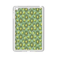 Another Supporting Tulip Flower Floral Yellow Gray Green Ipad Mini 2 Enamel Coated Cases by Jojostore