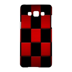 Board Red Black Samsung Galaxy A5 Hardshell Case  by Jojostore