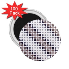 Circle 2 25  Magnets (100 Pack)