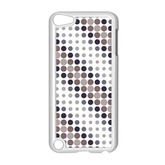 Circle Apple Ipod Touch 5 Case (white)