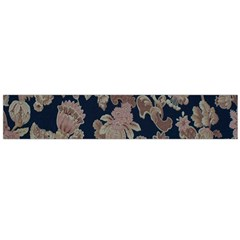 Fabrics Floral Flano Scarf (large) by Jojostore