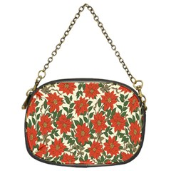 Flower Chain Purses (two Sides)