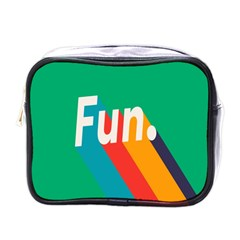 Fun Mini Toiletries Bags