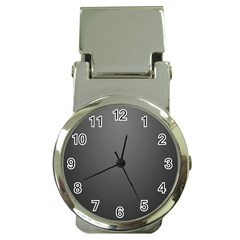 Gray Color Money Clip Watches