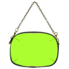 Green Color Chain Purses (one Side)  by Jojostore