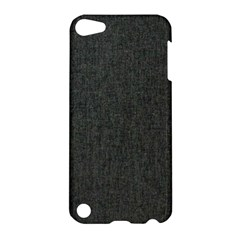 Linen Solid Fabric Apple Ipod Touch 5 Hardshell Case by Jojostore