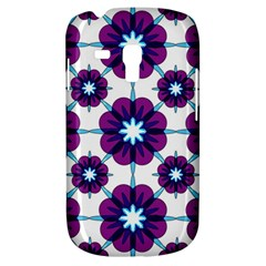 Link Scheme Analogous Purple Flower Galaxy S3 Mini by Jojostore