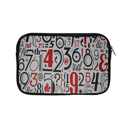 Number Apple Macbook Pro 13  Zipper Case