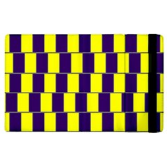 Preview Wallpaper Optical Illusion Stripes Lines Rectangle Apple Ipad 3/4 Flip Case by Jojostore