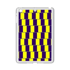 Preview Wallpaper Optical Illusion Stripes Lines Rectangle Ipad Mini 2 Enamel Coated Cases by Jojostore