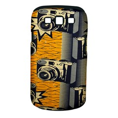Photo Camera Samsung Galaxy S Iii Classic Hardshell Case (pc+silicone)