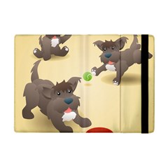 Puppy Dog Ipad Mini 2 Flip Cases