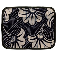 Printed Fan Fabric Netbook Case (xxl)  by Jojostore