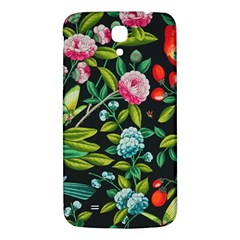 Tropical And Tropical Leaves Bird Samsung Galaxy Mega I9200 Hardshell Back Case by Jojostore