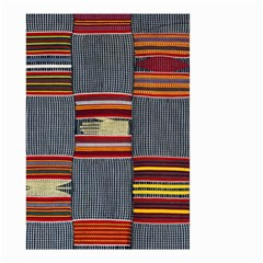 Strip Woven Cloth Small Garden Flag (two Sides) by Jojostore