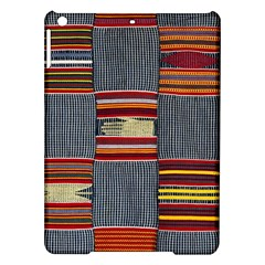 Strip Woven Cloth Ipad Air Hardshell Cases by Jojostore