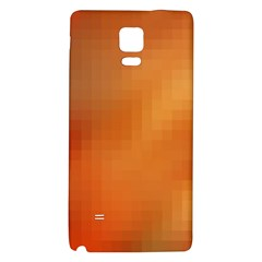 Bright Tech Background Galaxy Note 4 Back Case