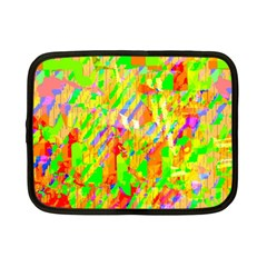 Cheerful Phantasmagoric Pattern Netbook Case (small)