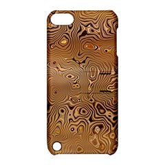 Circuit Board Apple Ipod Touch 5 Hardshell Case With Stand by Amaryn4rt