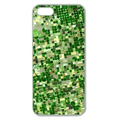 Crop Rotation Kansas Apple Seamless Iphone 5 Case (clear)