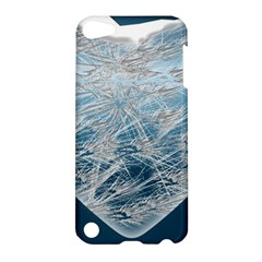 Frozen Heart Apple Ipod Touch 5 Hardshell Case by Amaryn4rt