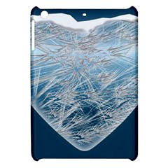 Frozen Heart Apple Ipad Mini Hardshell Case by Amaryn4rt