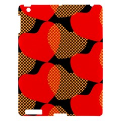 Heart Pattern Apple Ipad 3/4 Hardshell Case by Amaryn4rt