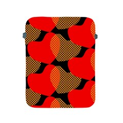 Heart Pattern Apple Ipad 2/3/4 Protective Soft Cases
