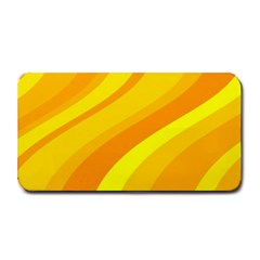 Orange Yellow Background Medium Bar Mats