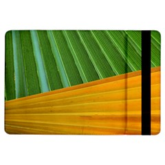 Pattern Colorful Palm Leaves Ipad Air Flip