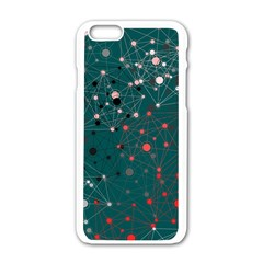 Pattern Seekers The Good The Bad And The Ugly Apple Iphone 6/6s White Enamel Case by Amaryn4rt