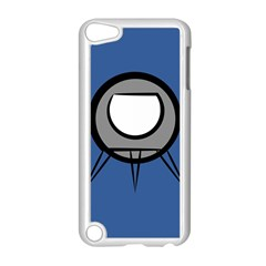 Rocket Ship App Icon Apple Ipod Touch 5 Case (white) by Amaryn4rt