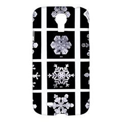 Snowflakes Exemplifies Emergence In A Physical System Samsung Galaxy S4 I9500/i9505 Hardshell Case by Amaryn4rt