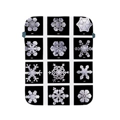Snowflakes Exemplifies Emergence In A Physical System Apple Ipad 2/3/4 Protective Soft Cases by Amaryn4rt