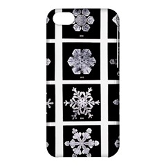 Snowflakes Exemplifies Emergence In A Physical System Apple Iphone 5c Hardshell Case