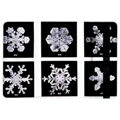 Snowflakes Exemplifies Emergence In A Physical System Ipad Air 2 Flip by Amaryn4rt