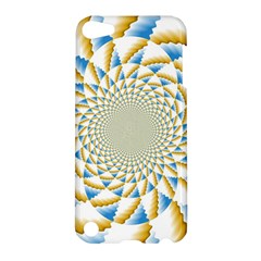 Tech Neon And Glow Backgrounds Psychedelic Art Psychedelic Art Apple Ipod Touch 5 Hardshell Case by Amaryn4rt