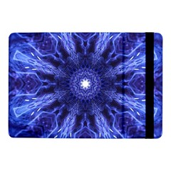 Tech Neon And Glow Backgrounds Psychedelic Art Samsung Galaxy Tab Pro 10 1  Flip Case by Amaryn4rt