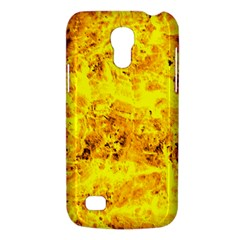 Yellow Abstract Background Galaxy S4 Mini by Amaryn4rt