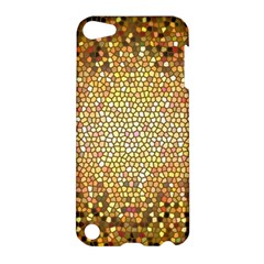 Yellow And Black Stained Glass Effect Apple Ipod Touch 5 Hardshell Case