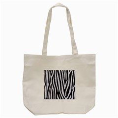 Skin4 Black Marble & White Marble (r) Tote Bag (cream) by trendistuff