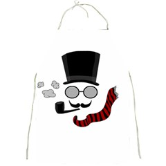 Invisible Man Full Print Aprons