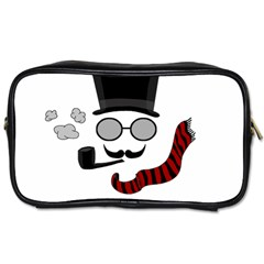 Invisible Man Toiletries Bags 2 Side by Valentinaart