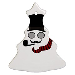 Invisible Man Christmas Tree Ornament (two Sides)