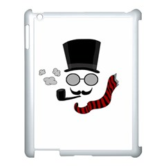 Invisible Man Apple Ipad 3/4 Case (white) by Valentinaart